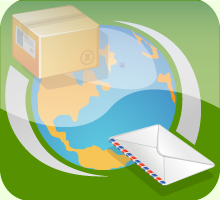 Как отправить посылку из-за границы