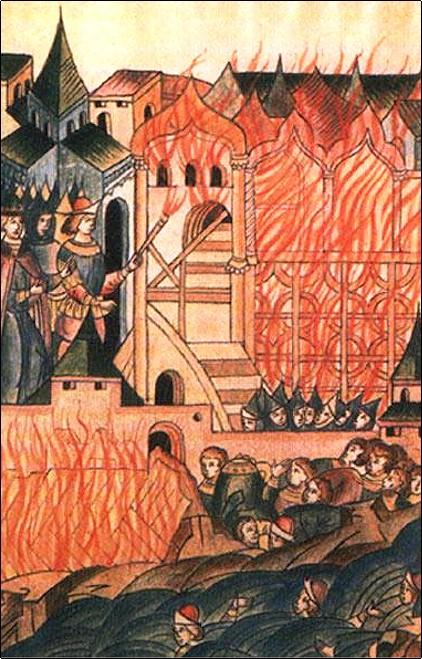 Закрепление 1 какое событие произошло в 1327 г?а) народное восстание в твери против ордынцевб)
