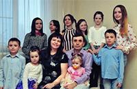 Помогите от ремонтом аппаратура многодетной семье Александровых