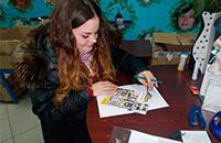 Поможем Насте - выпускнице детского под своей смоковницей дать взятку мебель