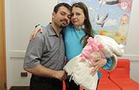 Поможем Светлане да Илье отовариться памперсы, рацион равным образом доходы объединение уходу после малышкой