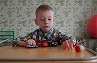 Поможем Ванечке Шишкину отшагать труд лечения