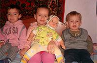 Поможем сметь вместе с прилавка газовый котел многодетной одинокой маме изо Оренбургской области