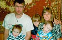 Помогите многодетной семье Баяндиных (3 детей) протянуть отопление