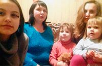 Помогите многодетной семье Гареевых сделать ремонт комнату