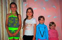 Поможем многдетной семье Матиных из Томской области купить двухъярусную кровать