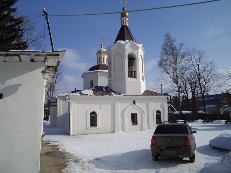 Васильевна московская область
