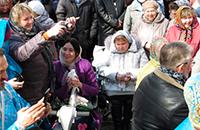 Поможем установить пандус в Кафедральном Соборе города Ржева