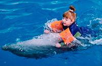 Поможем Владе оплатить курс дельфинотерапии