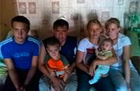Помогите купить поросят многодетной семье Ананиных
