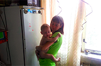 Поможем купить холодильник малоимущей семье Сосниных