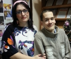 Сирота и инвалид Саша