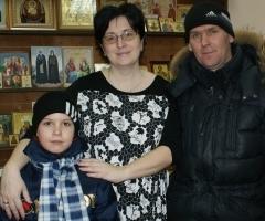 Семья Дорош. Четвертый визит.