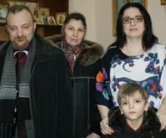 Семья Евдокимовых