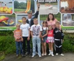 Семья Мурашовых, Тверская область, 6 детей