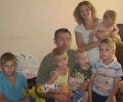 Семья Журавлевых