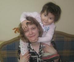 Маша и маленькая Ева. Профилактика социального сиротства.