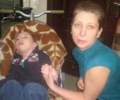 Лариса Малышева на реабилитацию