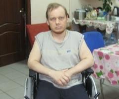Дима Л., онкология (Проект 'Взрослое отделение Дома Милосердия - богадельня')