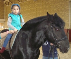 Поможем детям-инвалидам на иппотерапию и на поездку в цирк