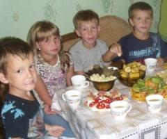 Соберем на подарки детям-сиротам из приемных семей Кемеровской Области!