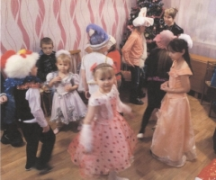 Помогите закупить новогодние подарки детям из Мурманской Области!