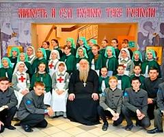 Поможем Владимирской православной гимназии с покупкой новой плиты