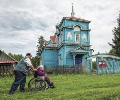 Помогите инвалиду Наталье Васильевне доехать на операцию!