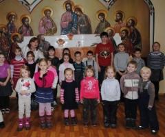 Нужны развивающие игры православному детскому садику из г.о. Электросталь