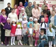 Помогите воскресной школе из г. Рыбинска купить оргтехнику