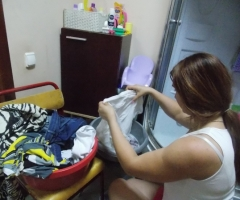 Помогите купить стиральную машинку в Дом Милосердия!