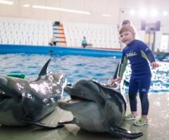 Поможем Владе оплатить курс дельфинотерапии!