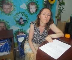 Помогите одинокой маме Надежде оплатить долг за свет и купить плиту!