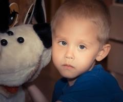 Помогите Егору (ДЦП, ЦНС) оплатить реабилитацию!
