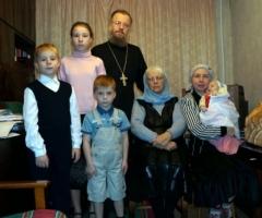 Помогите многодетной семье отца Андрея купить котел и бойлер!