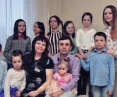Для многодетной семьи машина не роскошь! Помогите с ремонтом семье Александровых!