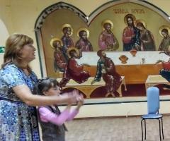 Помогите православному детскому  садику с канцтоварами!