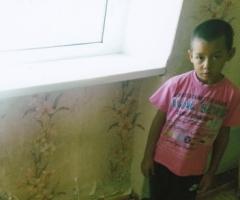 Помогите семье Егоровых из Калмыкии провести отопление!
