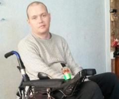 Помогите Федору купить аккумуляторы для инвалидной коляски!
