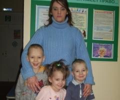 Помогите многодетной маме Анне пройти наркологическое лечение!
