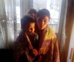 Поможем одинокой маме Елене из п. Красково заменить окна и балконную дверь!