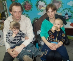 Поможем Владимиру спасти семью!