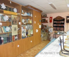Поможем Воскресной школе из Ставропольского Края  закупить мебель для библиотеки