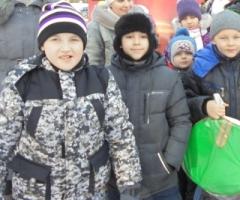 Поможем купить портфели детям из многодетных семей г. Рыбинска! Воскресная школа