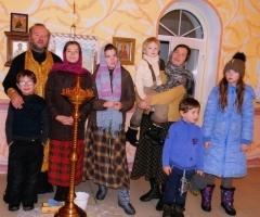 Помогите многодетной семье священника из Ивановской Области заменить окна!