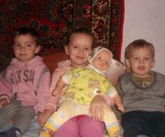 Поможем купить газовый котел многодетной одинокой маме из Оренбургской Области!