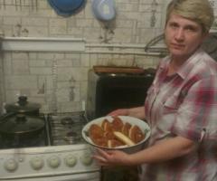 Поможем одинокой маме Оксане Назаровой купить плиту!