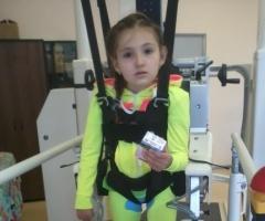 Поможем Алевтине оплатить курсы дельфинотерапии!