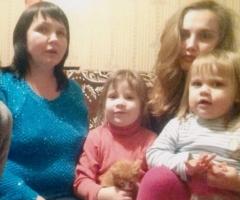 Помогите многодетной семье Гареевых из Владимирской Области отремонтировать комнату!