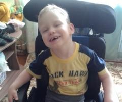 Помогите Антону оплатить оплатить курс реабилитации В  Центре 'Клиника Мельниковой'